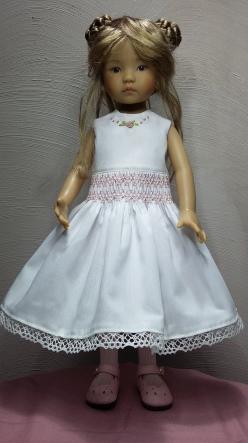 robe faite par mes soins