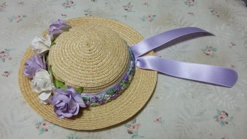 chapeau pour Chéries/ Paola Reina