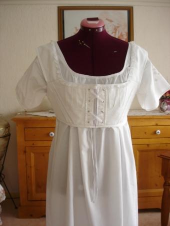 Regency Dress 065