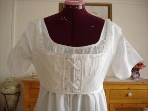 Regency Dress 066