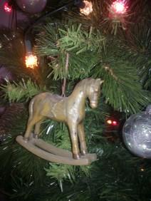 Notre sapin de Noël...