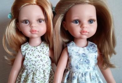 Anushka et Cassandra