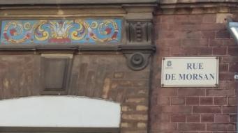 rue de Morsan, Bernay