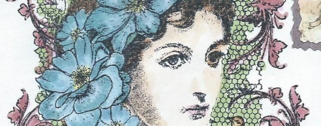 Lizzy Bennet Stamp