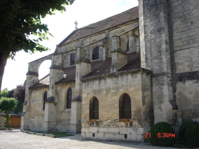 Auvers-sur-Oise & Versailles 006