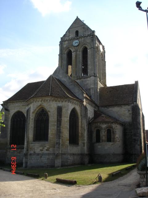 Auvers-sur-Oise & Versailles 010
